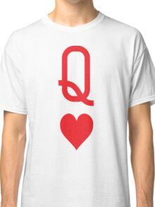 Queen of hearts Classic T-Shirt