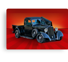1934 Dodge Pick-Up Truck Canvas Print