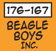 Beagle Boys inc. by LaundryFactory