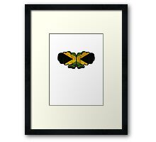Jamaica! Framed Print