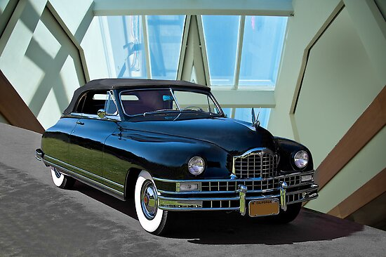 1948 Packard Custom 8 Convertible by DaveKoontz