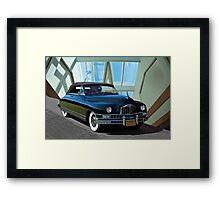 1948 Packard Custom 8 Convertible Framed Print