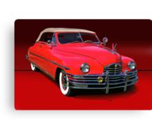 1948 Packard Super 8 Victoria Convertible Canvas Print