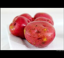 Solanum Tuberosum - Red Potatoes by © Sophie W. Smith