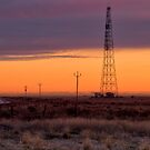 Outback Sunrise by Mark Cooper