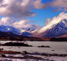 Glen Coe by Sue Fallon Photography