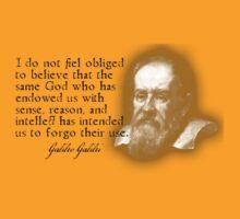 Galileo Galilei by HaemishBew