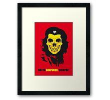 Viva Skeletor! Framed Print