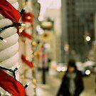 Ribbon in Old Montréal by Daniel Pinnegar