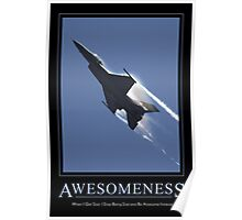 Awesomeness Poster