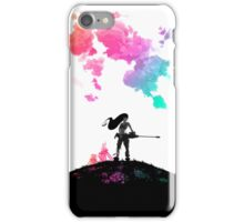 Rainbow Girl iPhone Case/Skin