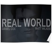 REAL WORLD (PROMO POSTER) Poster