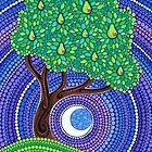 Tree Energy Calender by Elspeth McLean