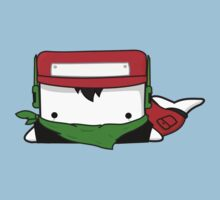 Quote - Cave Story Whailz Tee by pixelpatch