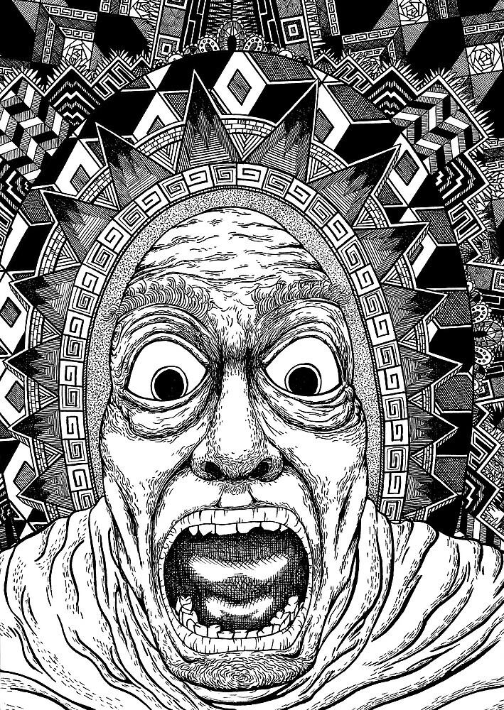 Aztec Vex by Ned Wilson