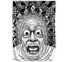 Aztec Vex Poster