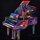 Piano Rhapsody by jsalozzo