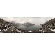 Gosainkunda lake panorama Photographic Print