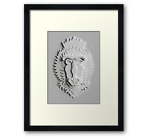 """Mandrill King"" Framed Print"