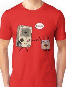 Don't Get 8bit! Unisex T-Shirt