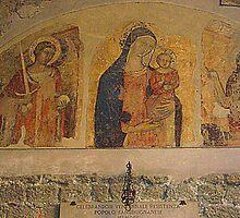 San Gimignano Fresco by Fara