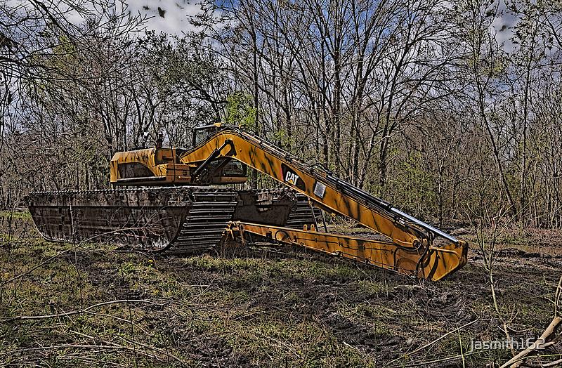 Swamp Excavator by jasmith162