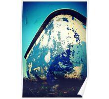 Garden Bathtub Poster
