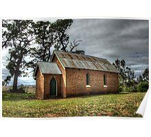 Church NSW  Poster