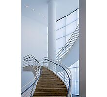 Getty White Room Photographic Print