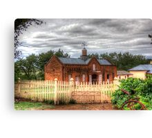 Cooma Cottage Stables  YASS NSW  Australia  Canvas Print