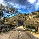Taemas Bridge NSW  Australia  by Kym Bradley