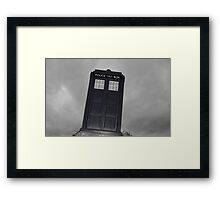 Police Box thing Framed Print