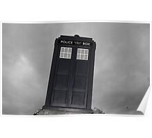 Police Box thing Poster