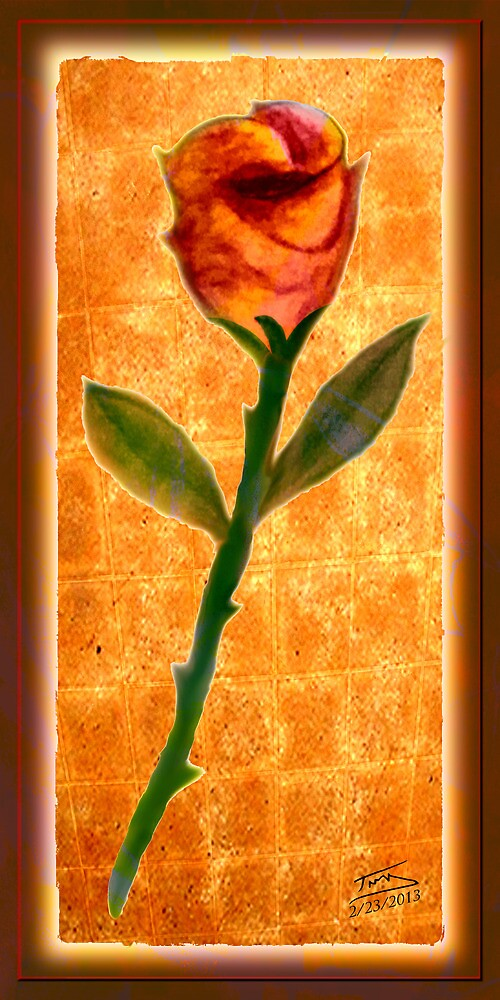 A Rose is A Rose by Troy Brown