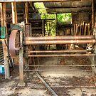 Old Machine  Boorowa  NSW  Australia  by Kym Bradley