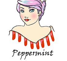Peppermint Sweetie by CatAstrophe