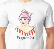 Peppermint Sweetie Unisex T-Shirt