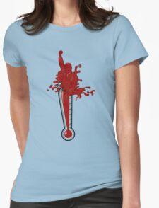 Mister Farenheit Womens Fitted T-Shirt