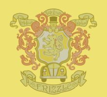 Frizzle Family Crest by Grant Thackray