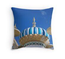 Blue on Blue  ^ Throw Pillow