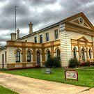Boorowa  Court House Australia  NSW  by Kym Bradley