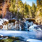 Hanging Lake Vertical  by anorth7