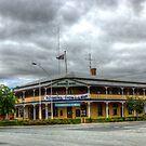 The Boorowa  Hotel  NSW Australia  by Kym Bradley