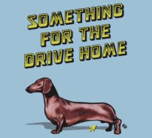Something For The Drive Home by James Fosdike