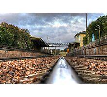 Yass Railway,  Station   NSW Australia  Photographic Print