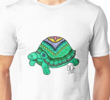 Tortoise in Sharpie   Unisex T-Shirt