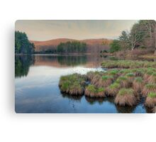 Lake Nawahunta - Harriman Park Canvas Print