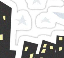 Paper Town Sticker