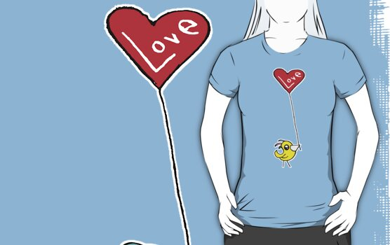 LOVE BIRD by S DOT SLAUGHTER