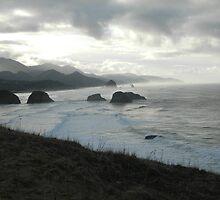 Oregon Coast by kchase